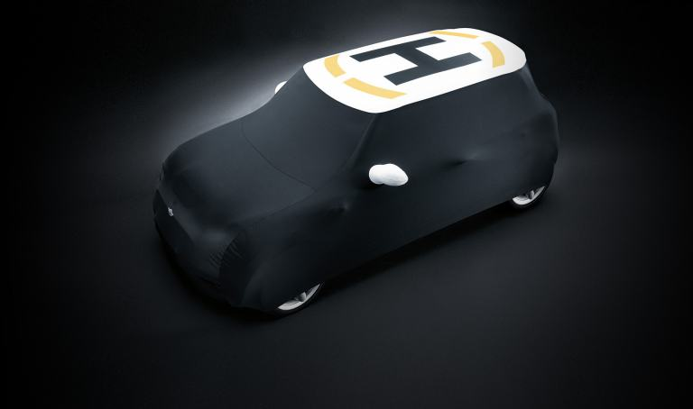MINI find and accessory; Outdoor Car Cover