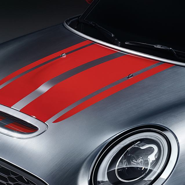 Cinza Bright Highways do MINI John Cooper Works Concept